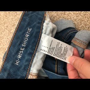 American Eagle Outfitters Shorts - American Eagle Hi-Rise Shortie